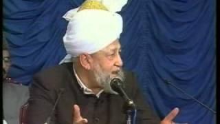 Question & Answer Session (30 Apr 1995) with Hadhrat Mirza Tahir Ahmad, Islam Ahmadiyya
