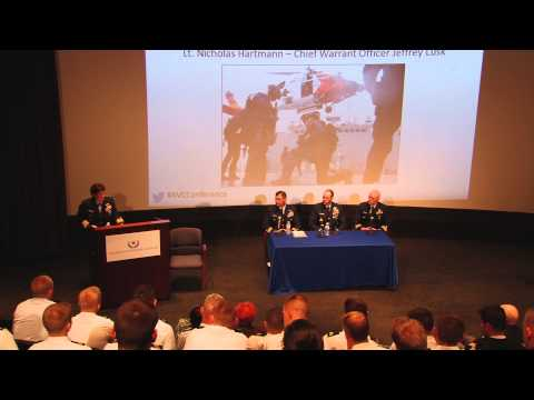 The United States Coast Guard (Part I) [2014 AVC Conference]