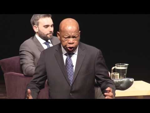 """March"" With Congressman John Lewis"
