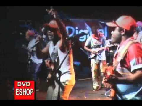 DIGICEL LAUNCH CONCERT Port Vila Vanuatu 2008 Part 1