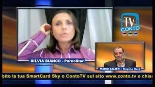 Intervista a Mario Salieri e Silvia Bianco - Conto Tv - Parte II