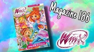 Winx Club - Magazine 186