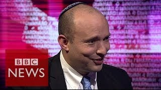 'Israeli settlements must stay' Naftali Bennett interview - HARDtalk - BBC News