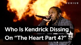 Download Who Is Kendrick Lamar Dissing on