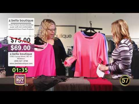Dane Buy Local | Z Bella Boutique | 3/27/17