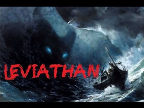 LEVIATHAN - THE DEMONIC TWISTING SPIRIT : BY PASTOR RON PHILLIPS
