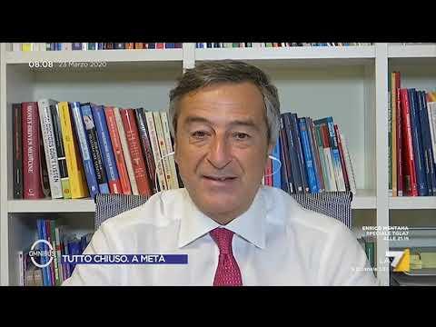 Coronavirus, il prof. Nino Cartabellotta: 'Non è stato ancora raggiunto il picco. Paghiamo la ...