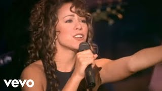 Mariah Carey - Anytime You Need a Friend (Live) Video