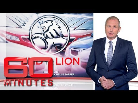 60 Minutes Australia: End of the lion (2017)