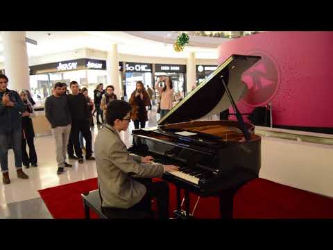 Evgeny Grinko - Valse (piano live)