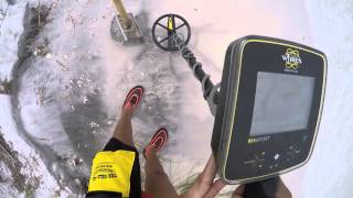 Beach Metal Detecting with the Whites MX Sport!