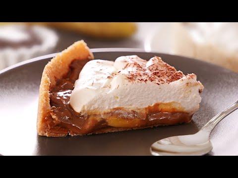 Tarta Banoffe muy Fácil y Deliciosa (Sin Horno)   Banoffe Pie