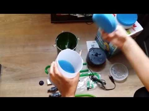 Aquarium filter eheim 250 (2213) Part2