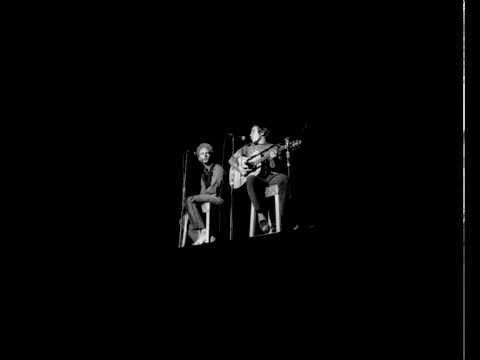 Simon And Garfunkel - Red Rubber Ball [Live 22/01/1967] [Lincoln Center, New York]