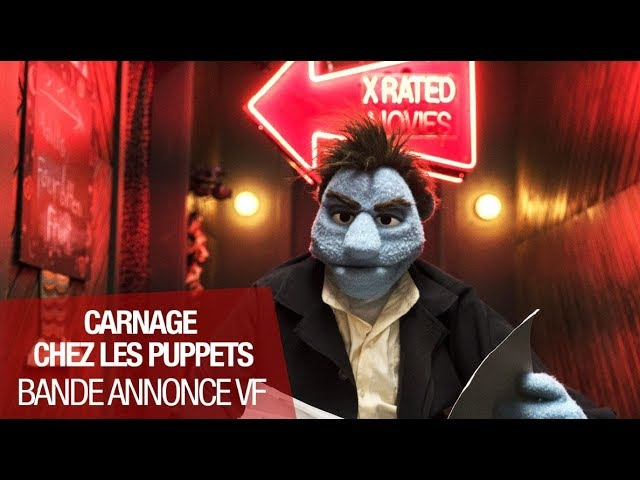 CARNAGE CHEZ LES PUPPETS (Melissa McCarthy) - Bande-annonce VF (2018)