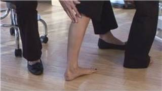 Achilles Tendon : Calf & Achilles Tendon Stretches
