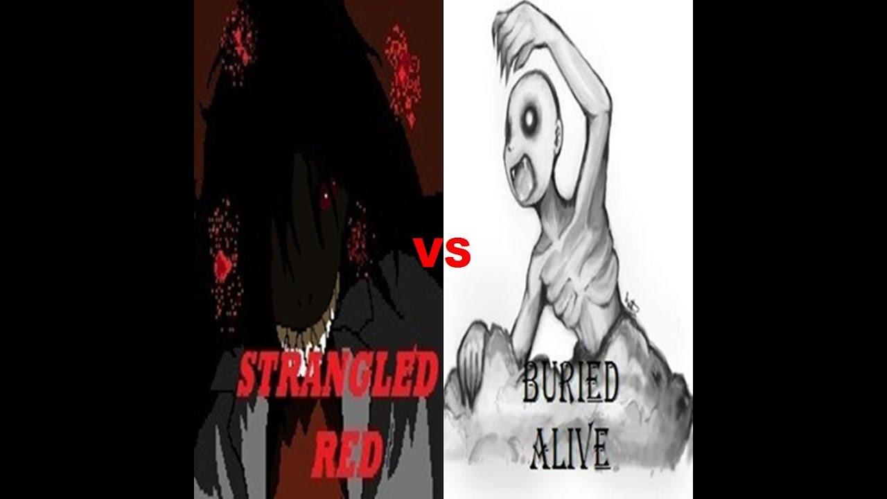 Strangled Red - YouTube |Strangled Red Sprite