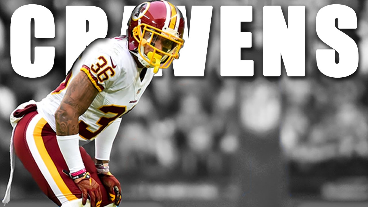 Su'a Cravens out for season after being placed on reserve/left squad list