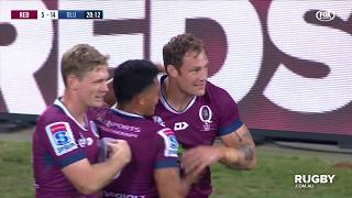 Super Rugby 2019 Round 17: Reds vs Blues