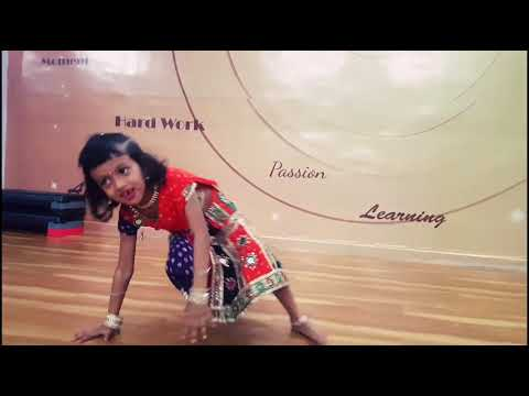 Fusion academy of dance  4 year little dance girl
