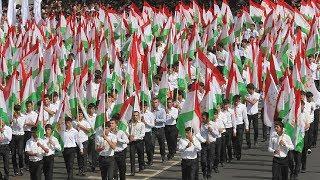 25 лет конституции Таджикистана!