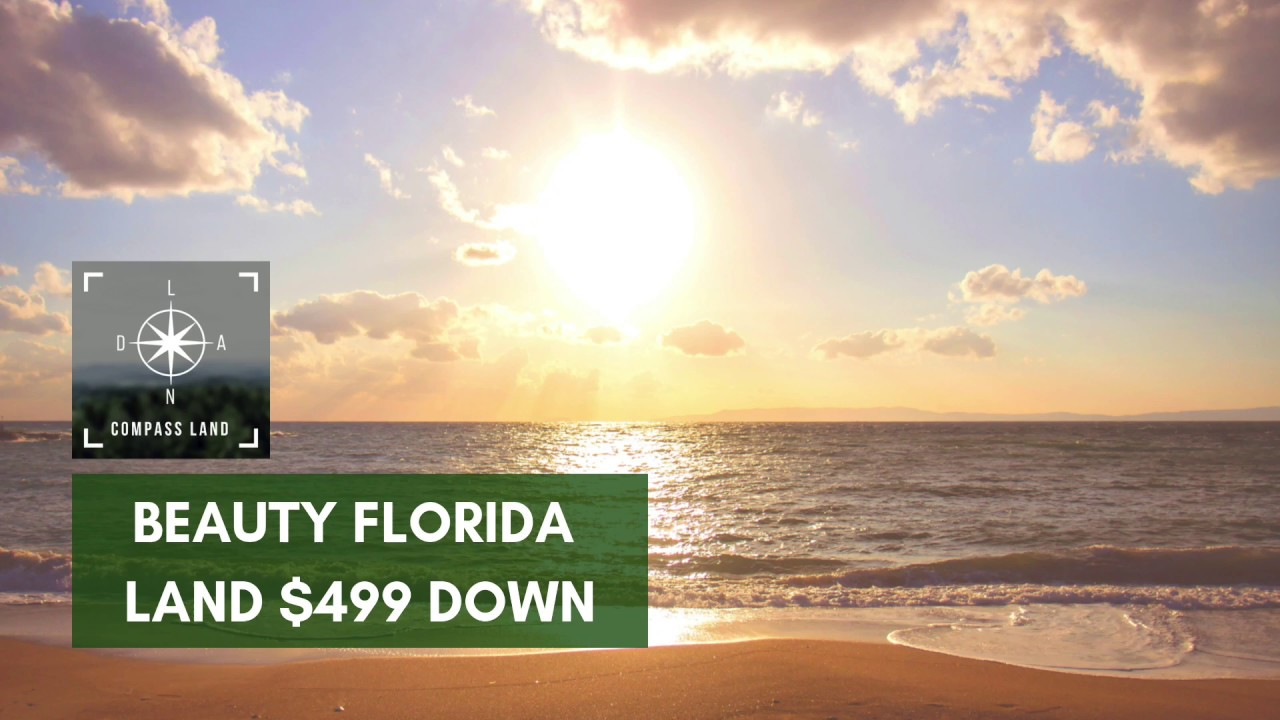 Sold by Compass Land USA - Cheap FL Land w Power & Water