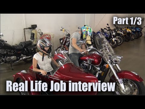How to Win the Job( Real  interview) Part 1/3