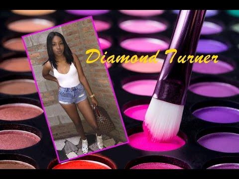 """Diamond Turner"" Super Top Model By DJKDAZ & ML Multimedia"