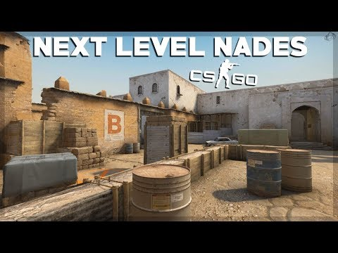 Next Level Nades on Dust 2 - CS:GO Tutorial thumbnail