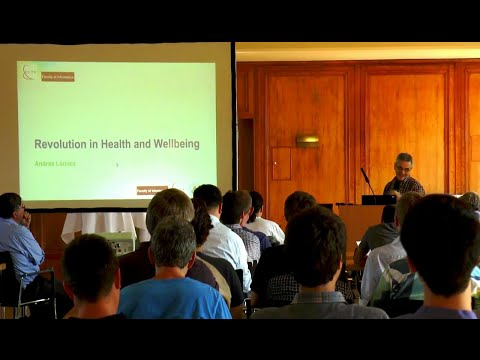 AGI-15 András Lőrincz - Revolution in Health and Wellbeing