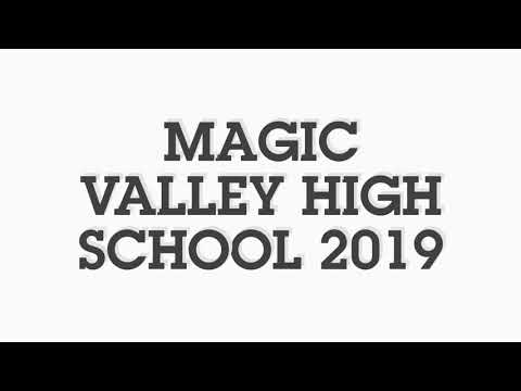 Pool Diving with Magic Valley High School