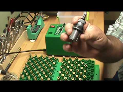 How To Reload .45 acp Start to Finish, A Tutorial for Newer Reloaders