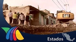 Persisten problemas por ampliación de vialidad en Toluca | Noticias del Estado de México