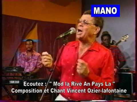 Vincent Ozier-lafontaine-Mod la Rivé An Pays La -live TCI-1996