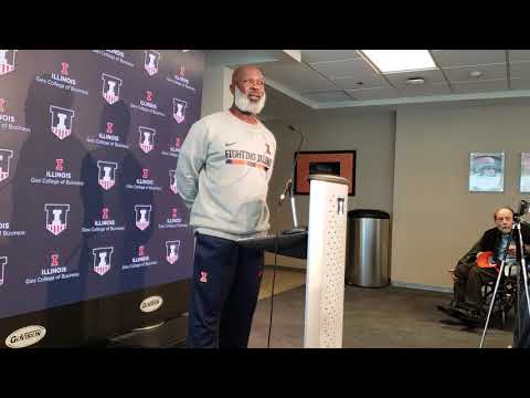 Lovie Smith - pre-Minnesota 10/29/18