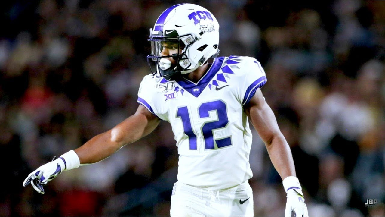 Best CB in the Big XII 🐸 || TCU CB Jeff Gladney Highlights ᴴᴰ ...