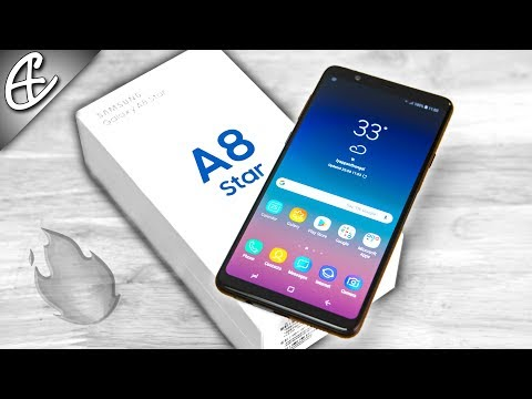 Samsung Galaxy A8 Star Unboxing & Hands On Review!
