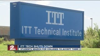 ITT Technical Institute Shuts Down All Campuses