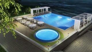Лучезарный Сочи, элитная недвижимость в сочи на берегу моря / купить аппартаменты от 20м2
