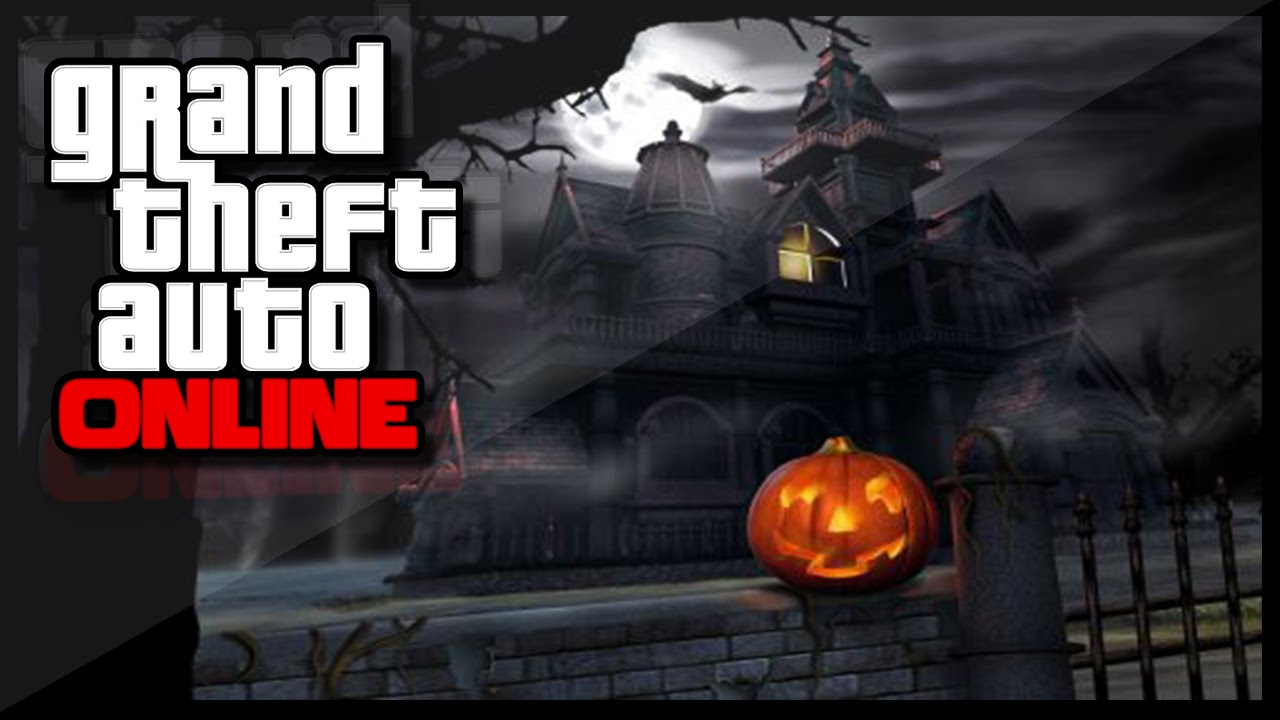 GTA 5 DLC - Halloween DLC Pack In GTA V ! (GTA 5 Online Gameplay ...