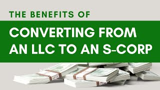 LLC S-Corp Konvertierung Rant! | Mark J Kohler | CPA | Rechtsanwalt
