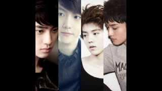 Open Arms - Exo (D.O, LuHan, Chen, and Baekhyun)