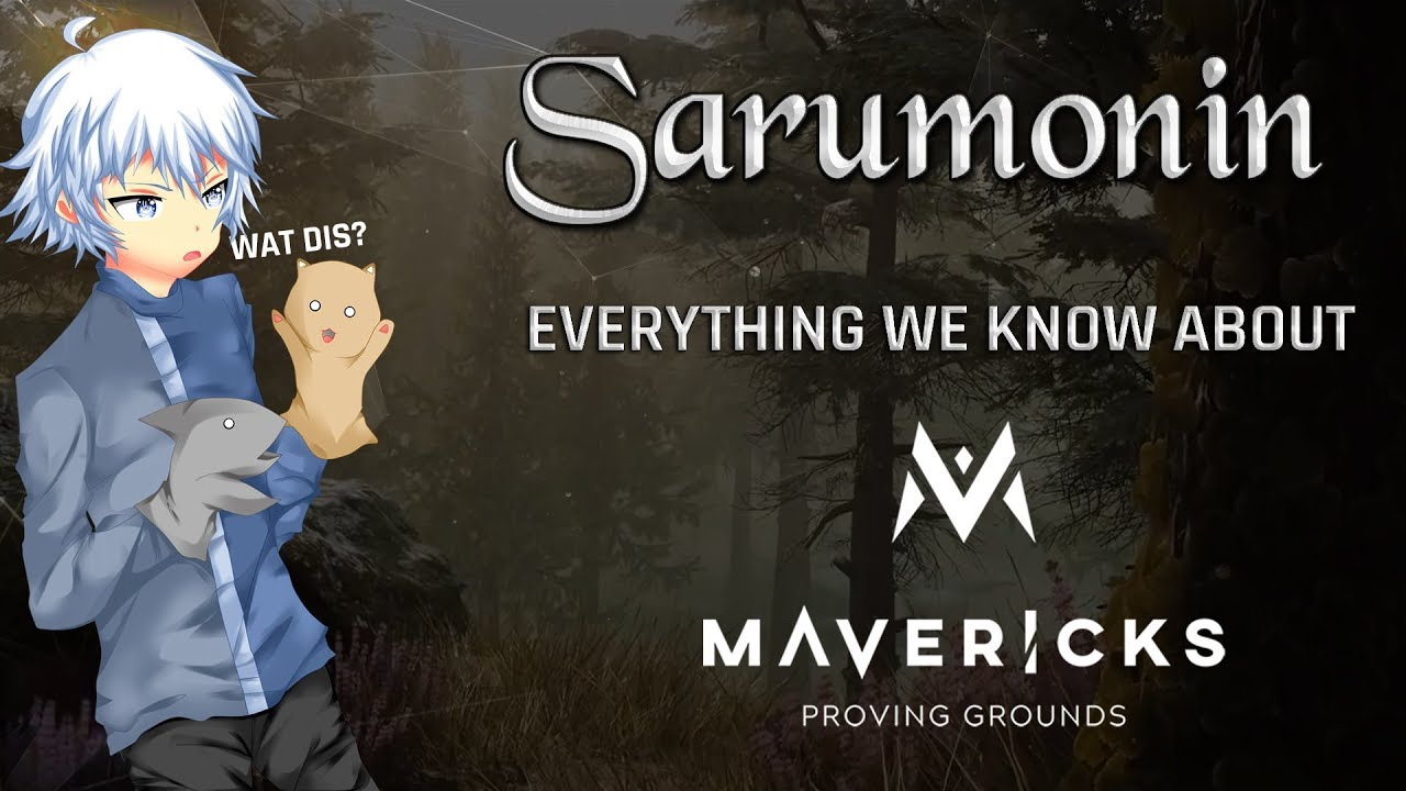 Upcoming MMORPG and Battle Royale Game! EVERYTHING We Know About Mavericks: Proving Grounds