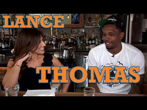Lance Thomas, Knicks Forward and Competitive Fisherman [EXTENDED INTERVIEW]