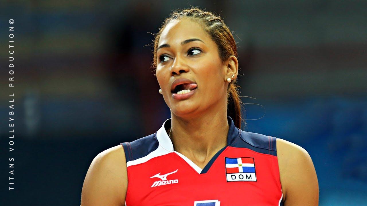 Annerys Valdez (Vargas) - Best Volleyball Spikes | World Grand Prix 2017