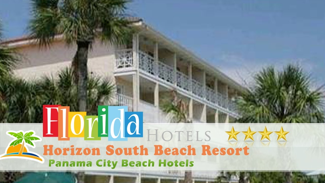 Horizon South Beach Resort Panama City Hotels Florida