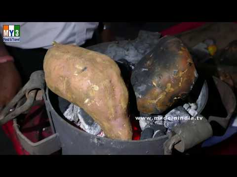 World's Healthiest Food | Sweet Potato Fry | RARE HEALTHY STREET FOO