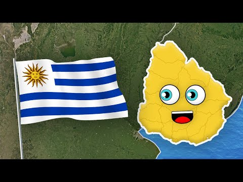 Uruguay Geography/Uruguay Country Department