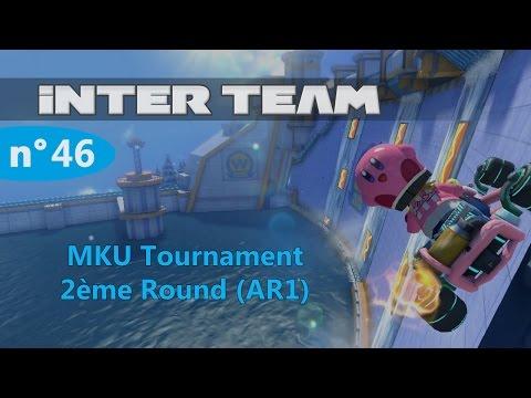 LA PRESSION DE LA COMPET' - MKU R2 : AR1 vs Zy  - Mario kart 8 FR