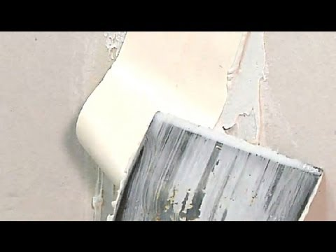 How to repair drywall around a window drywall repair for Drywall around windows